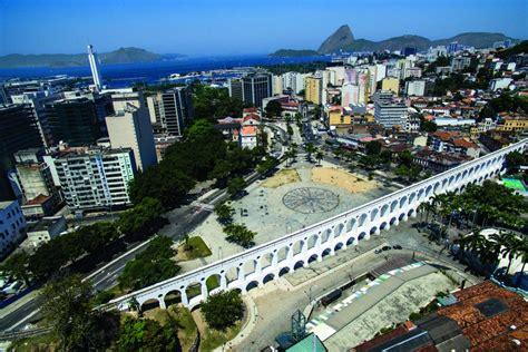 Arcos da Lapa, Rio de Janeiro, Brazil   Dronestagram