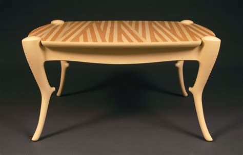 coffee table  jack mauch penland school  crafts