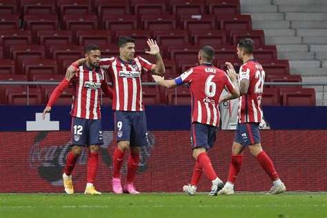 Atletico Madrid's La Liga Odds Now +184 After Win Over ...