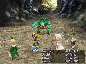 Final Fantasy III Part 45 Part Forty Five One Job Town