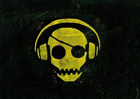 Fondo de Pantalla - Skull DJ - Audio4DJ