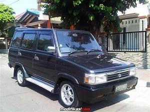 Bekas Ras Motor   Toyota Kijang Lgx 1 8 Efi Biru M  T 2000