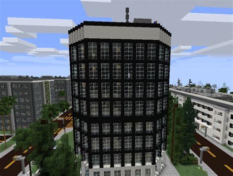 huge modern apartment building grabcraft  number  source  minecraft buildings