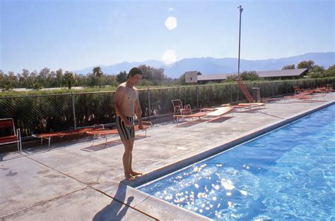 Panoramio  Photo Of Swimming Pool In Death Valley 1978
