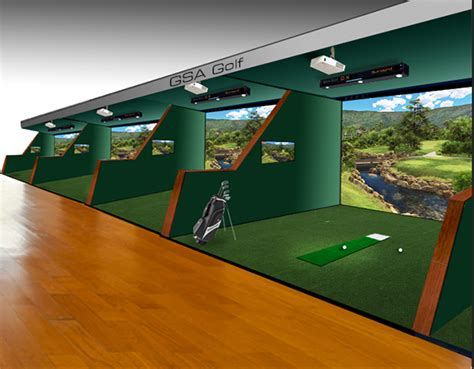 gsa golf business