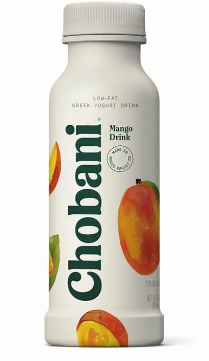 Chobani Mango Yogurt Greek Fat Drink Low
