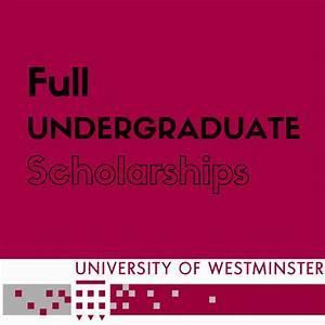 Full International Undergraduate Scholarships, University ...
