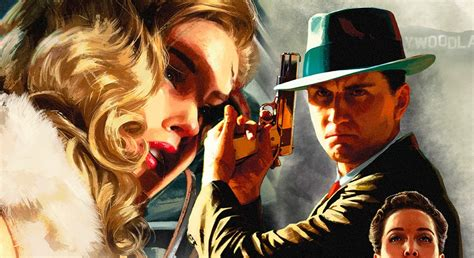 L.A. Noire for Switch Review - Just Push Start