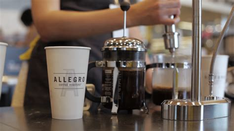 The company has tasted hundreds of samples of coffee from the world s top growing regions to select. Allegro Coffee Hiring Roaster/Production Team Member