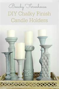 americana chalky finish candle holders hoosier homemade With kitchen cabinets lowes with paper flower candle holder