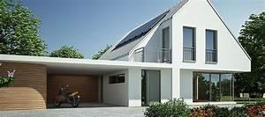 Modernes Haus Mit Satteldach : haus satteldach modern maison pinterest haus satteldach et satteldach modern ~ Orissabook.com Haus und Dekorationen