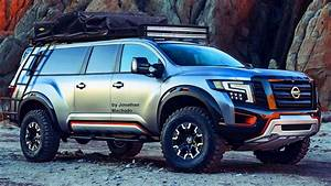 Making Of 2016 Nissan Titan Warrior Suv Concept  Nissan