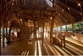 Bamboo House Ted Talk Sharma Springs Elora Hardy Ibuku Bali 7 Bamboo House Hotel R We Build A Bahay Kubo Bamboo Guest House Choosing A Bamboo Home Over A Conventional Home Makes A Significant
