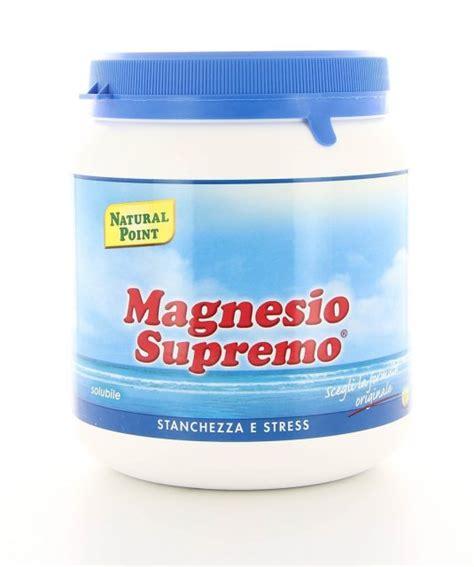 potassio supremo magnesio supremo 174 solubile point