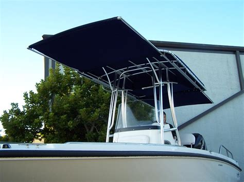 Folding T Top For Center Console Boats by Boston Whaler T Tops For Center Consoles Photo Gallery