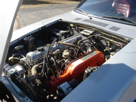 Datsun 240z Engine For Sale by Bat Exclusive 1 Owner 1972 Datsun 240z Bring A Trailer