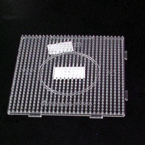 hama strijkkralen grondplaat vierkant