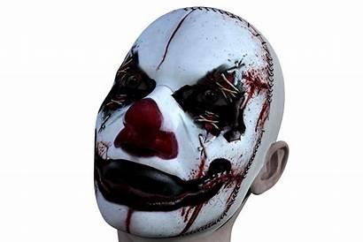 Scary Horror Clown Evil Halloween Spooky Dark