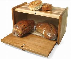 Wooden Bread Box Plans How To build a Amazing DIY