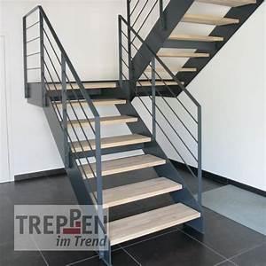 Stahltreppe Mit Holzstufen : metalltreppe bild zu stahltreppen aussenbereich ~ Michelbontemps.com Haus und Dekorationen
