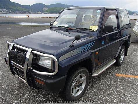 Used Daihatsu Rocky For Sale by Used Rocky Daihatsu For Sale Bf62752 Japanese Used