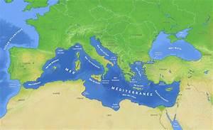 Mer Méditerranée — Wikipédia