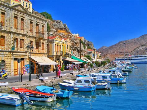 Day trip to Symi, a hidden Dodecanese treasure