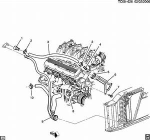 45 1999 Suburban Heater Hose Diagram  1999 Chevrolet K1500