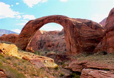 top   amazing natural bridges  arches   usa