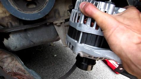 98 Jeep Alternator Wiring by Jeep Compass Alternator Replacement
