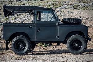 1972 Land Rover Series 3 Defender HiConsumption