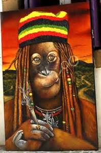 Rasta Art and Painting