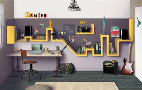etagere chambre ado chambre pour adolescents 2 aux petites canailles