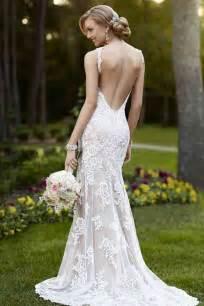 robe mariã e marseille robes de mariée en dentelle backless robe de mariée décoration de mariage