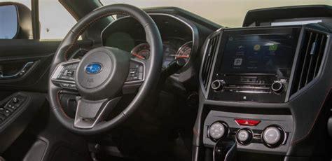 subaru wrx interior 2018 2018 subaru impreza hatchback release date price design
