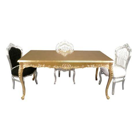 table baroque en bois dor 233 meuble baroque