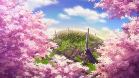 Anime Cherry Blossom Wallpaper - anime cherry blossom desktop wallpaper page 3 of 3