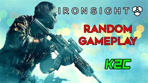 IRONSIGHT K2C Gameplay - YouTube