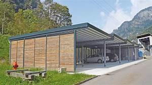 Carport Verkleiden Bilder : carports carport autounterst nde robert braun raumsysteme ~ Indierocktalk.com Haus und Dekorationen
