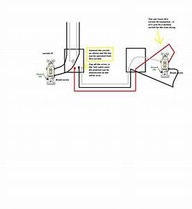 I Have A Wiring Question In My Home  I Installed A Ceiling