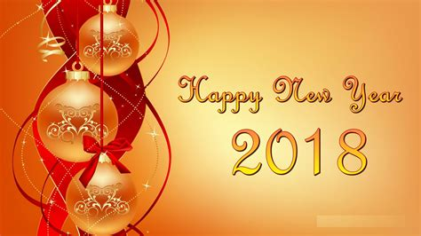 Animated New Year Wallpaper - 30 happy new year 2018 hd wallpapers to beautify your desktop