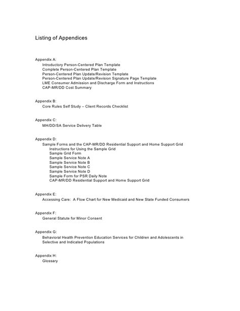 records management  documentation manual ms word version