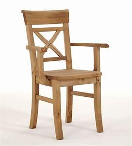 Massivholz Stuhl Mit Armlehne : massivholz armlehnstuhl stuhl armlehnsessel kiefer massiv gelaugt ~ Bigdaddyawards.com Haus und Dekorationen