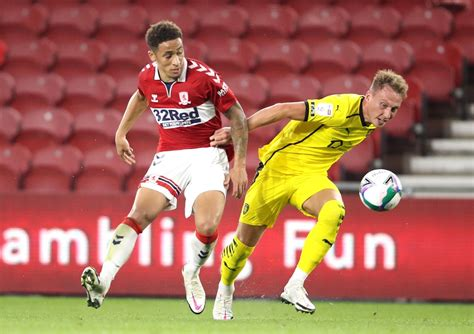 Middlesbrough's transfer requirements eased plus ...