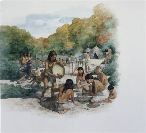 prehistoric american indians  tennessee mcclung museum