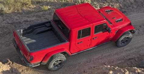 jeep gladiator price specs mpg diesel   pickup trucks