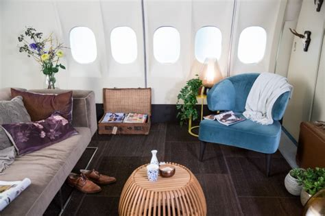 Win A Free Night In The Klm Aiplane Hotel In Schiphol