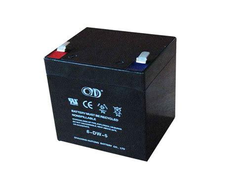 foto de 12V4 5AH SLA Battery for Home Alarm Security System