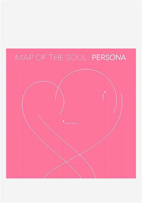 bts map   soul persona cd vinyl newbury comics