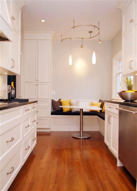 year  house    galley kitchen